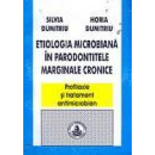 ETIOLOGIA MICROBIANA IN PARODONTOPATIA MARGINALA CRONICA